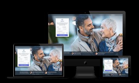 Senior Dating Site gratuit