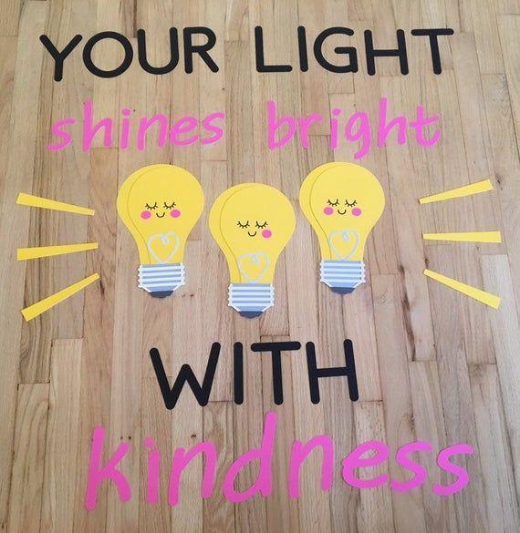 Kindness Bulletin Board, Character Ed Bulletin Board, Anti-Bullying Display, Classroom Decor
