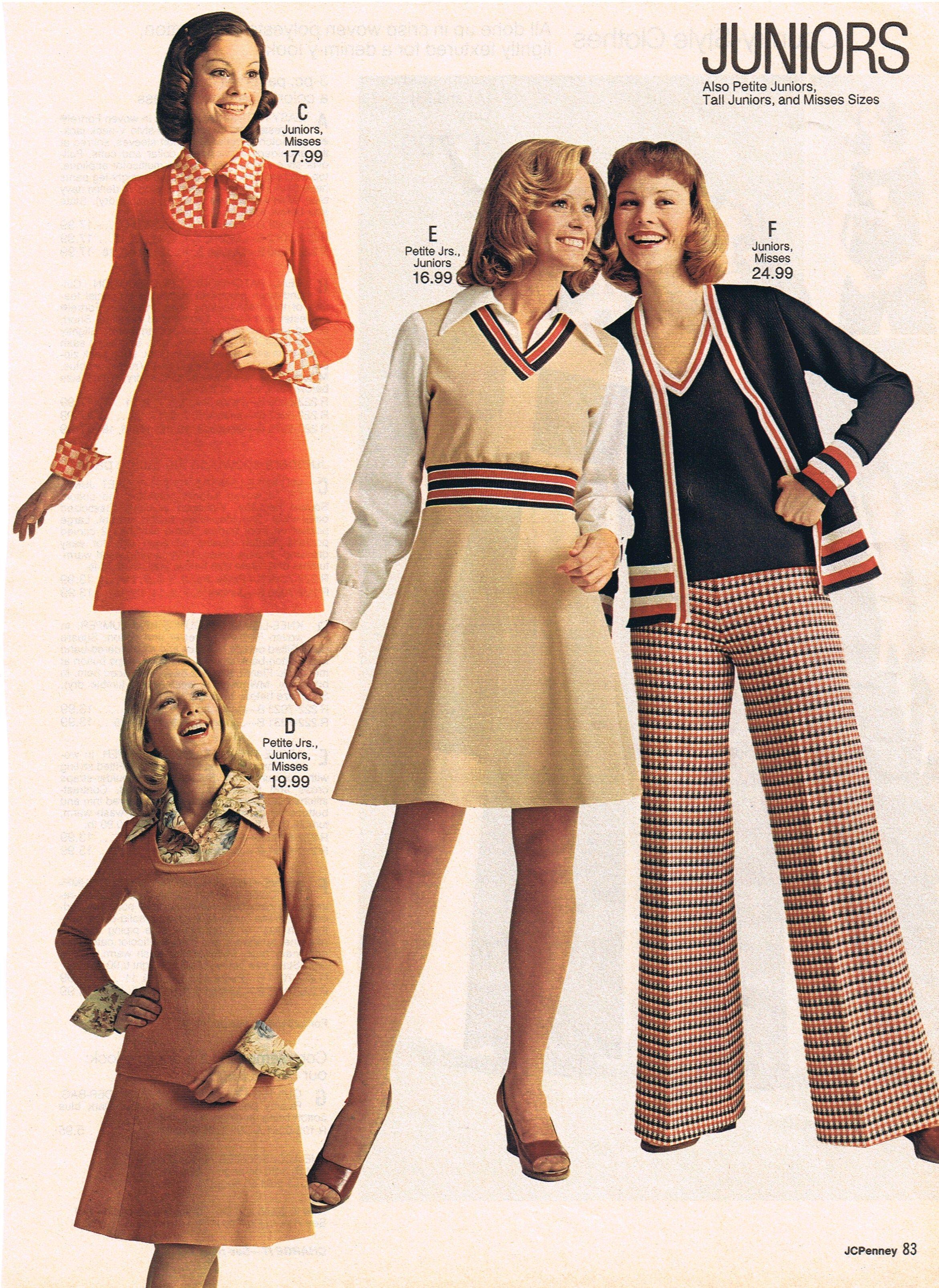 Classic teen clothing