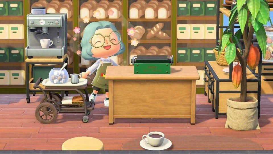 39 Acnh Bakery Cafe Ideas Animal Crossing Animal Crossing Qr New Animal Crossing