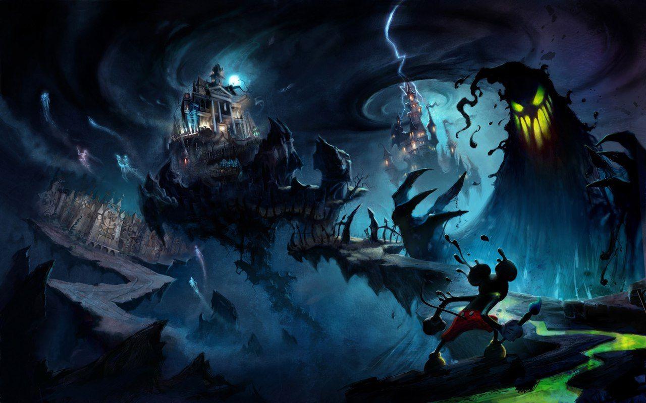 Epic Mickey by Jordan Lamarre-Wan