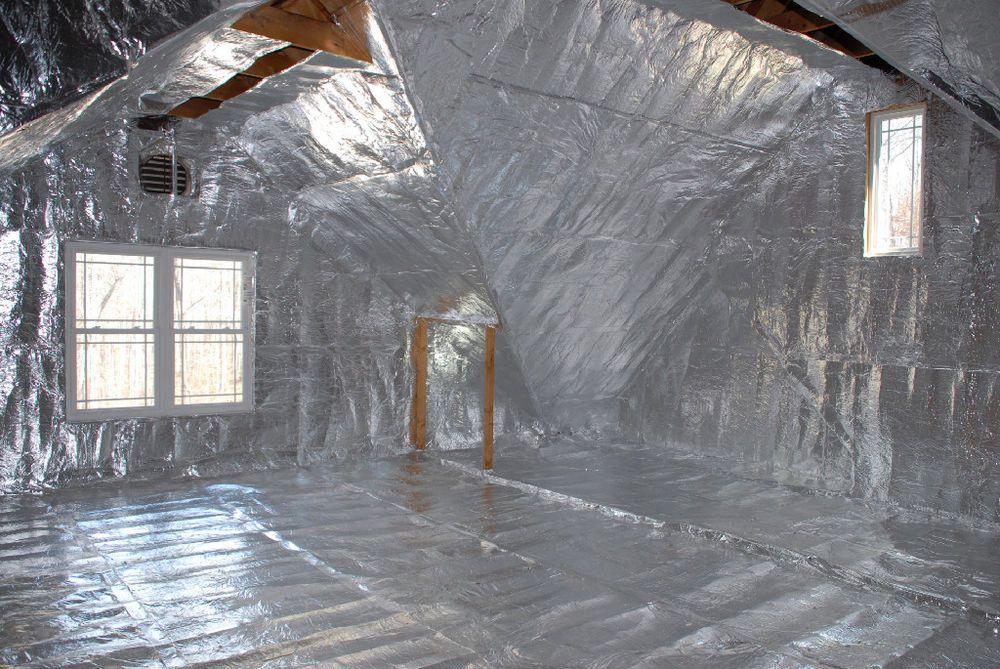 R15 5 489 88 1000 Sqft Solex Reflective Foam Core 1 4