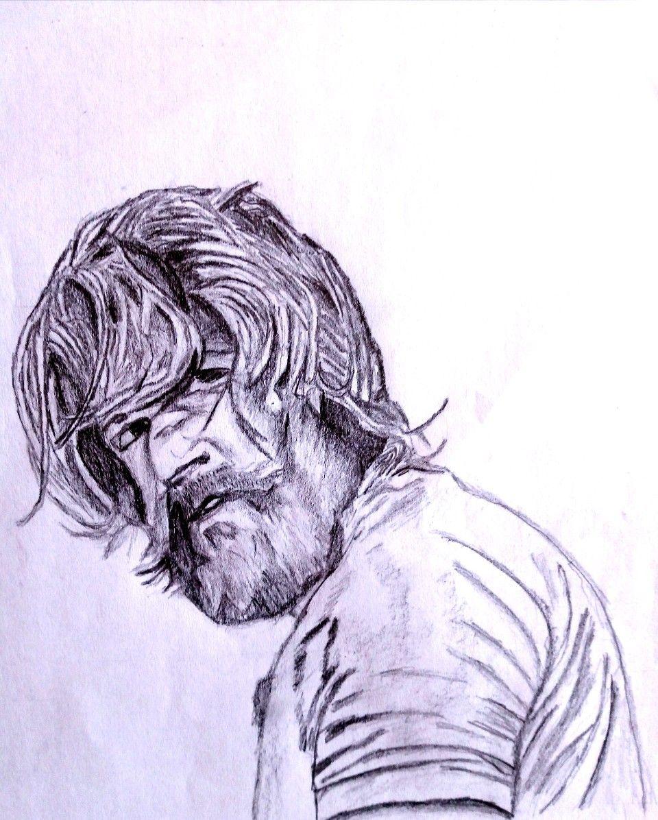 Kgf Drawing Yash Human Sketch Celebrity Drawings Dark Art Drawings