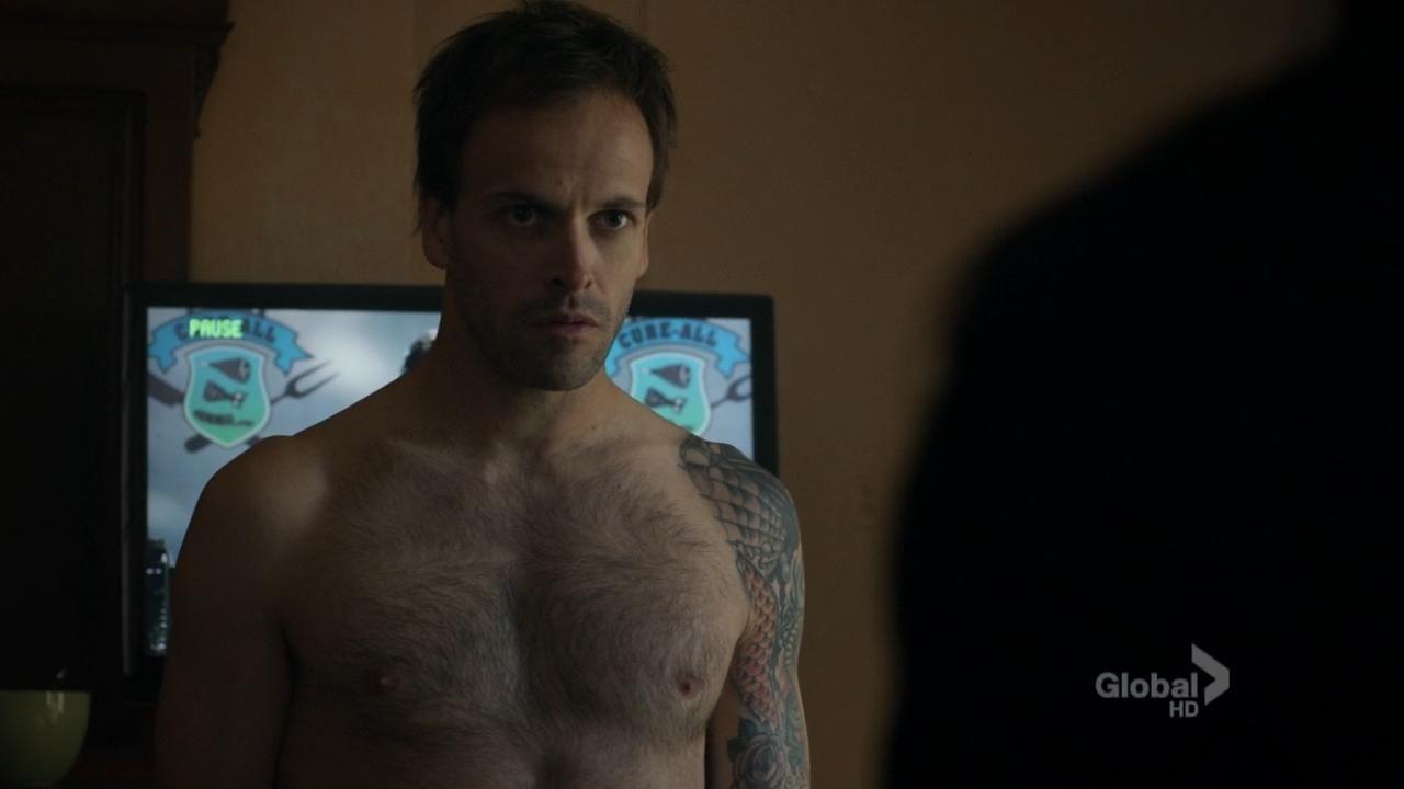 miller shirtless lee Jonny