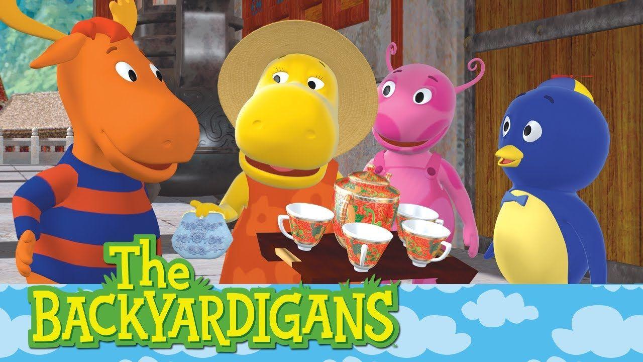 The Backyardigans High Tea Ep 20 Youtube In 2020 High Tea Tea Party Tea