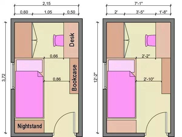 Pin By Miss Pem On Kidz Rooms Child Bedroom Layout Small Bedroom Layout Small Room Design