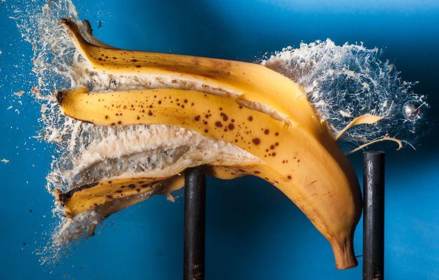 """How to Peel A Banana"" by alan sailer"