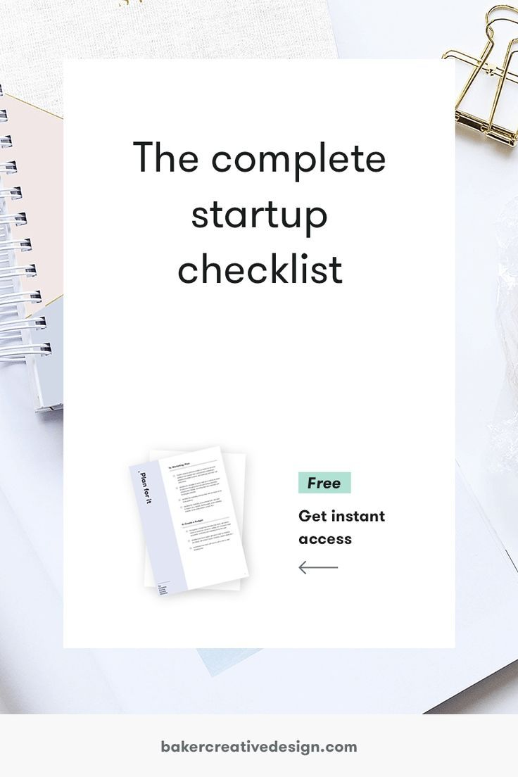 A practical stepbystep checklist for planning, setting