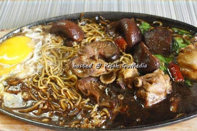 Resepi Sizzling Yee Mee Paling Sedap Bahan Bahannya Malaysian Food Food Global Cuisine