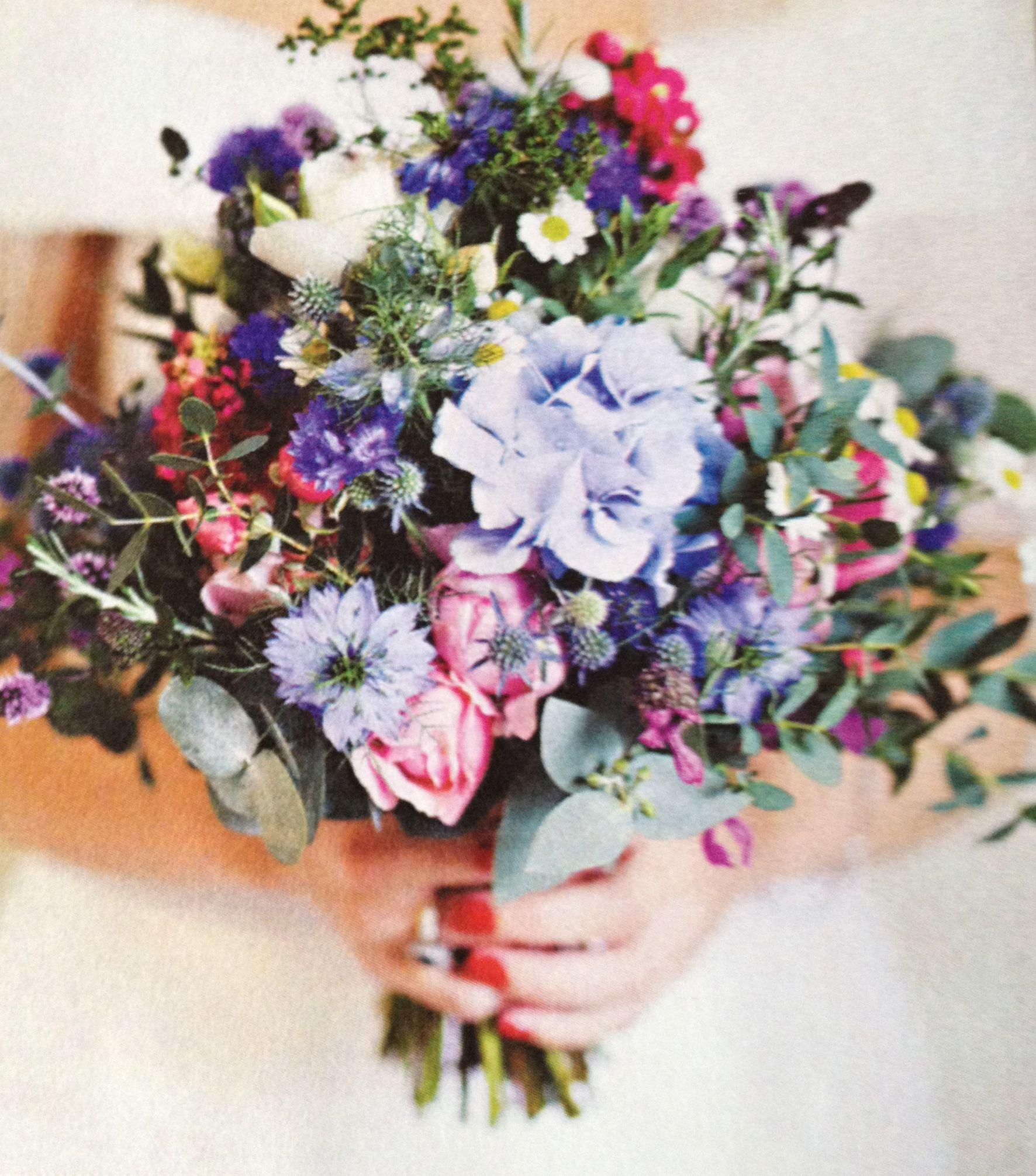 Country Bouquet Flowers Pinterest Weddings