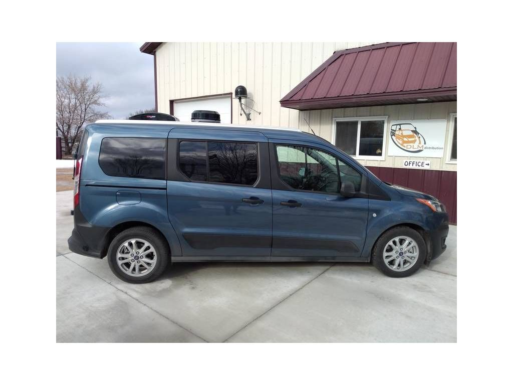 2019 Ford Transit Connect Campervan Dlm Distribution Com 2019