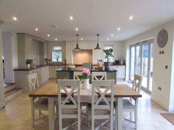 Image result for l shaped kitchen diner lounge layout ...