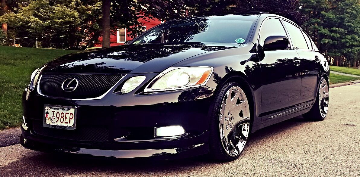 New Member Here S My 06 Gs Awd Build Clublexus Lexus Forum Discussion Lexus Lexus Ls 460 Lexus Ls