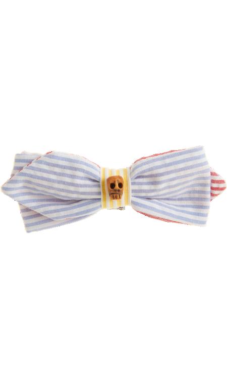 1c762a3544fe Vanities Seersucker Bow Tie with Skull | If money grew on trees ...