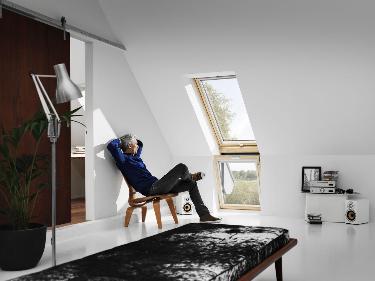 Mehr Licht dank VELUX Lichtlösung! | Wohnzimmer einrichten ...
