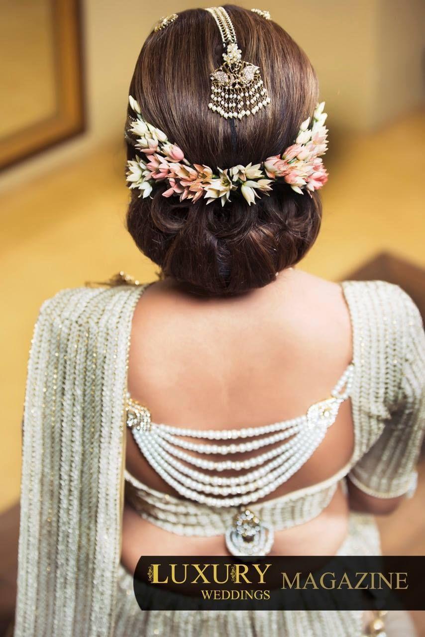 By Julia Siriwardena Simple Wedding Hairstyles Bridal Hairdo Indian Bridal Hairstyles