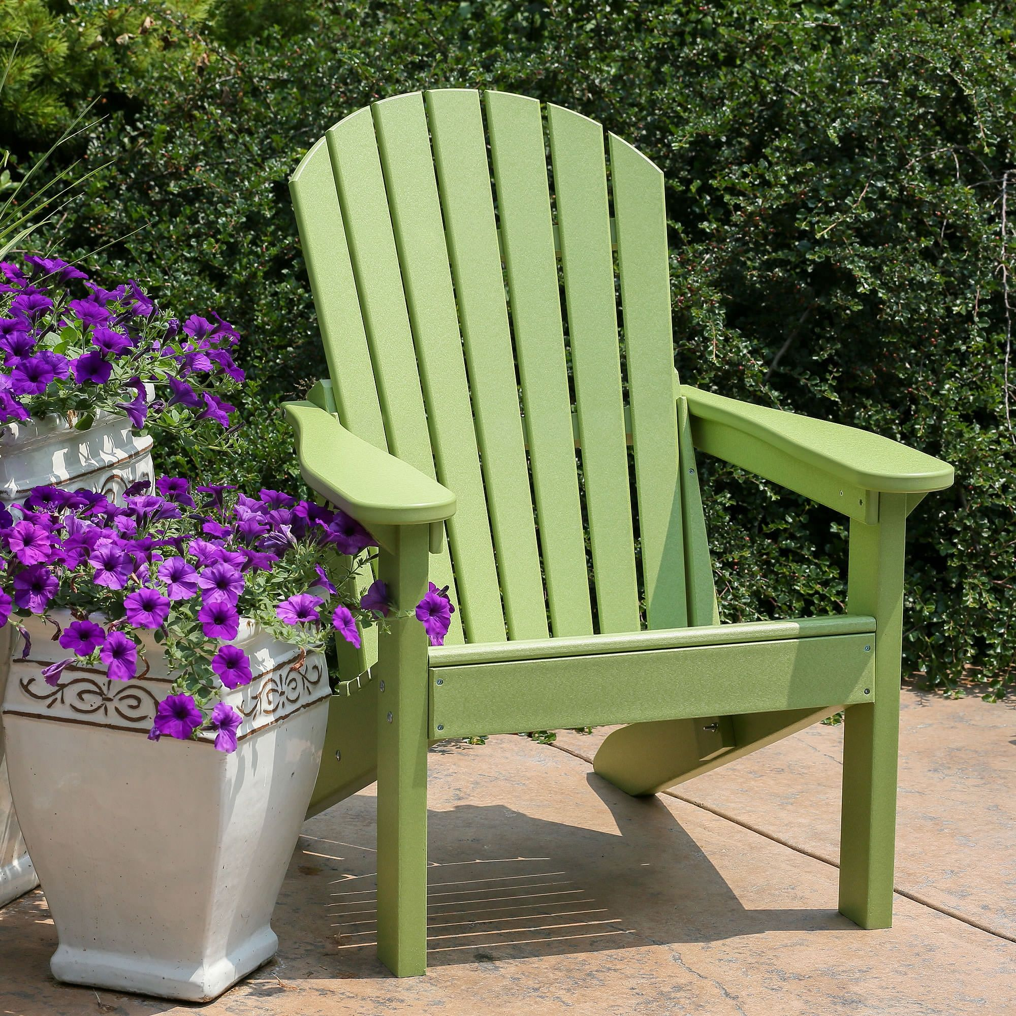 Berlin Gardens Tropical Adirondack Chair