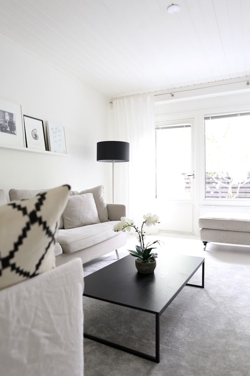 Captivating Homevialaura | Monochrome Home | Modern Classic Interior | Living Room  Decor | Sits Julia | Nice Look