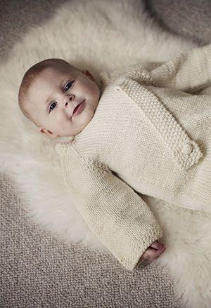 Baby Sleeper (Buttonless) by Helen Rose