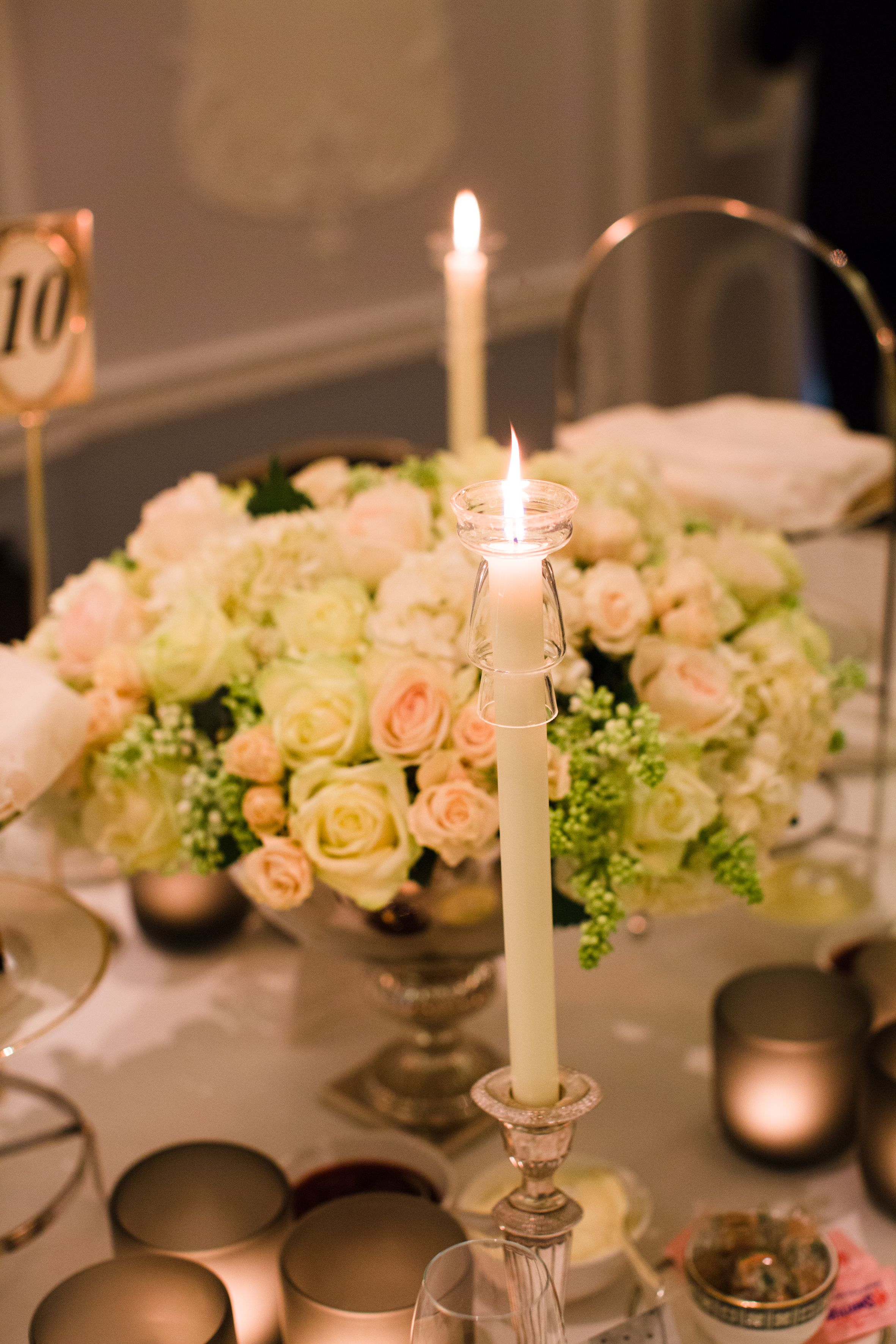 Brides Show Classic Pastel Seasonal Flowers For A Spring Wedding