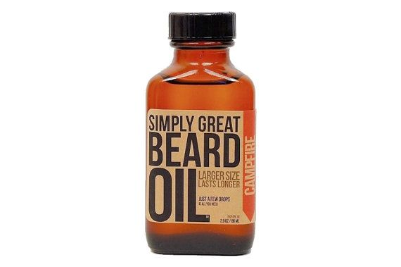 Beard Oil CAMPFIRE Scented Beard Oil For Men by BeardOil on Etsy, $19.95