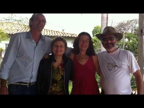 Orquestra de Harmônica Berimbaus: João, Peter, Laura, Bella. Condomínio ...