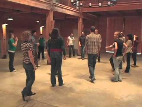 Barn Dance-Oh Susanna.mov - YouTube #danceandmovement