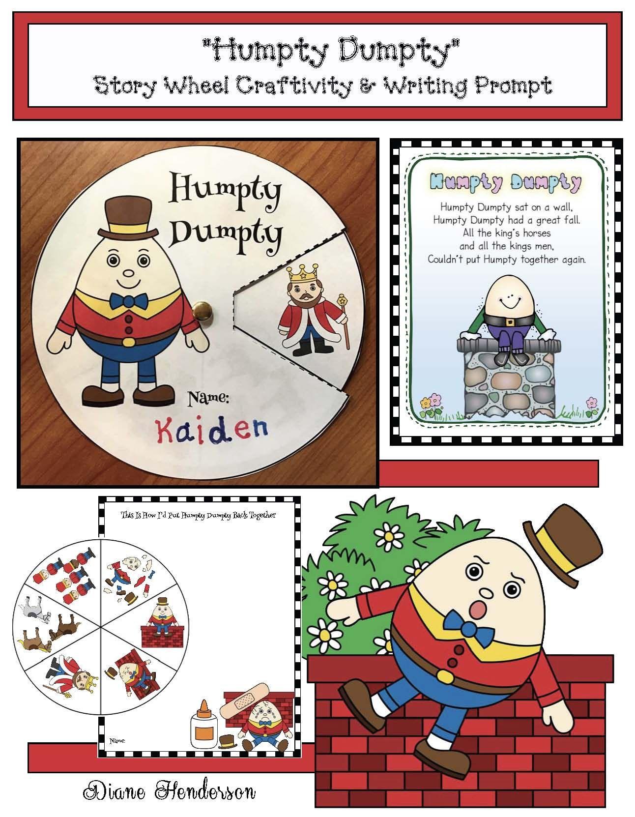 Humpty Dumpty Amp Itsy Bitsy Spider Fun