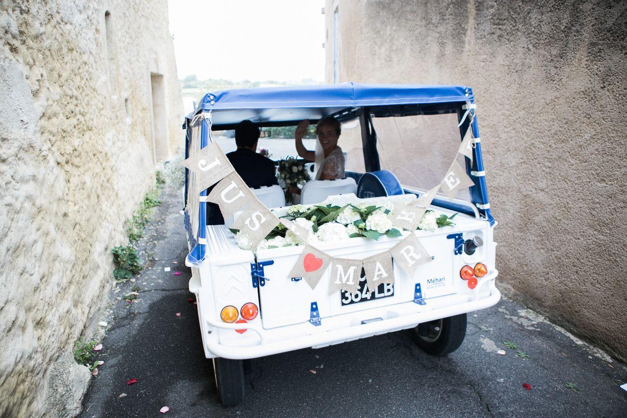 Idee Decoration Mehari Pour Mariage