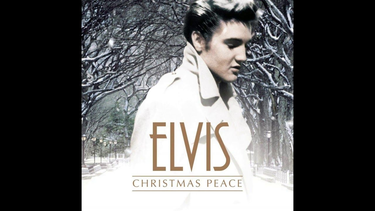 Elvis Presley Santa Claus Is Back In Town Elvis Elvis Presley Blue Christmas Elvis Presley