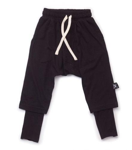 Kids Loose Fitting Linen Yoga Pants Toddler Long Pants Unisex Baby Leggings Grey Linen Harem Pants