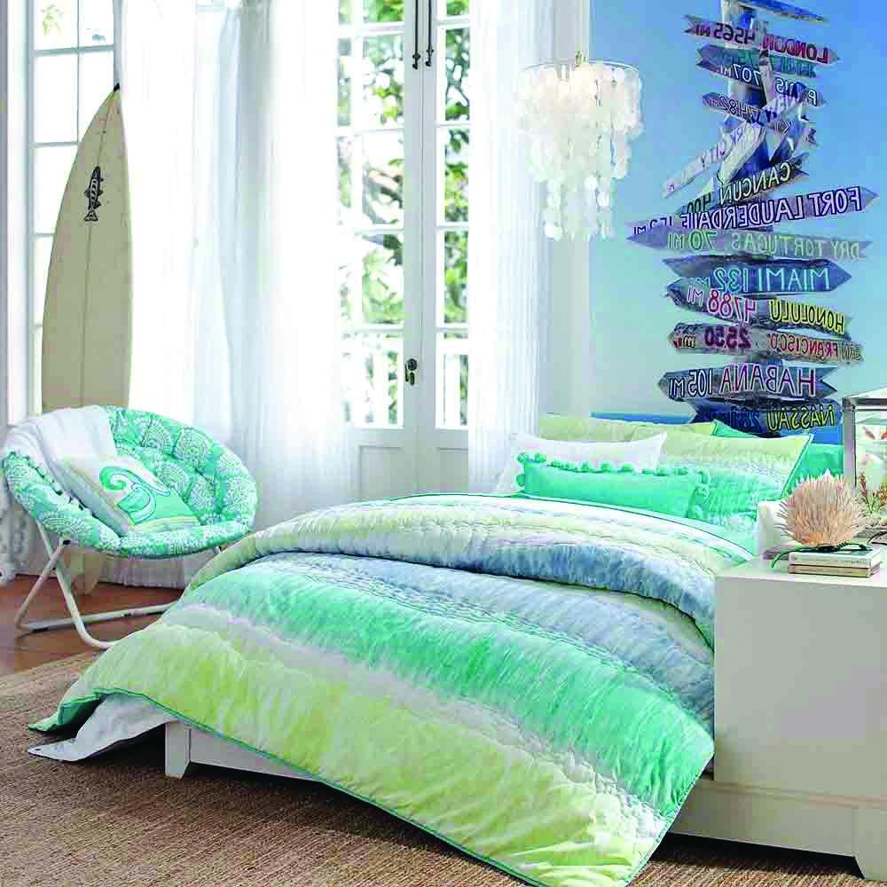 Beautiful Beachy Bedrooms Beach Bedroom Decor Beach Theme