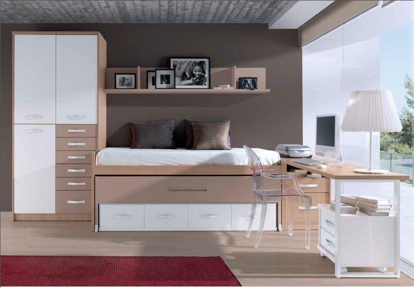 dormitorio juvenil youth bedroom On muebles juveniles malaga