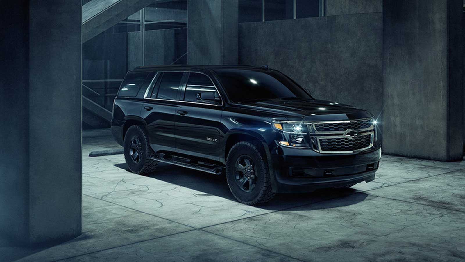 2018 Tahoe Midnight Special Editions With Images Chevrolet