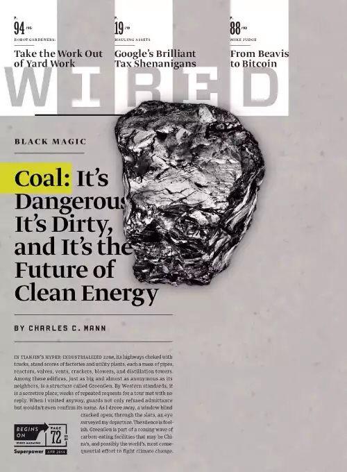 Wired - April 2014 | Design | Pinterest | Editorial design