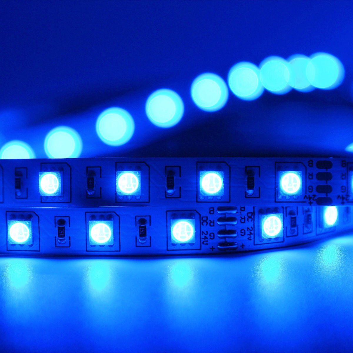 CASUNG 5M RGB 5050 NonWaterproof LED Strip light Kit SMD