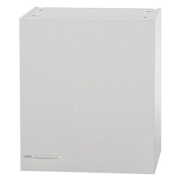Hängeschrank Klassik Mehrzweck Weiß 50x57cm Mehrzweckschrank