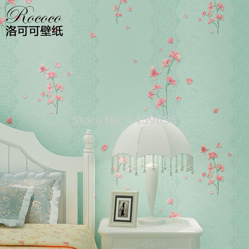 behangpapier barok stijl | Behang Voor Op De Slaapkamer: Project nieuwbouwhuis behang slaapkamer ...