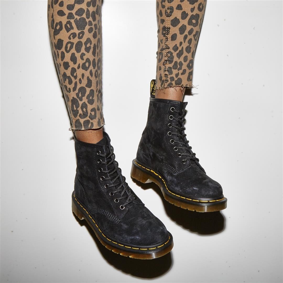 Our #exclusive @drmartensofficial 8 Eyelet Lace Up Boots in