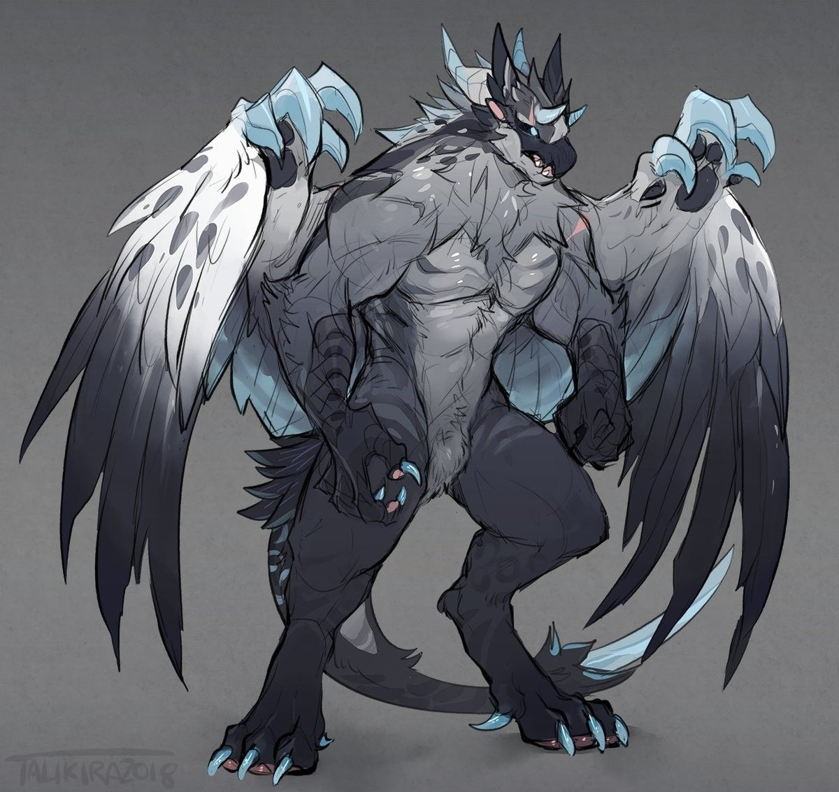 dark dragon form power absolute colors are off but appearance