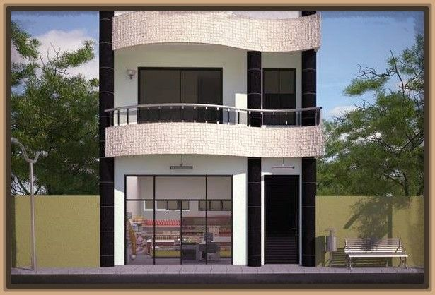 Hermoso modelo de casas peque as para construir lindos for Casas modelos para construir