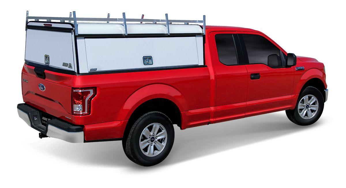 Commercial Aluminum Caps A R E Truck Caps Truck Toppers