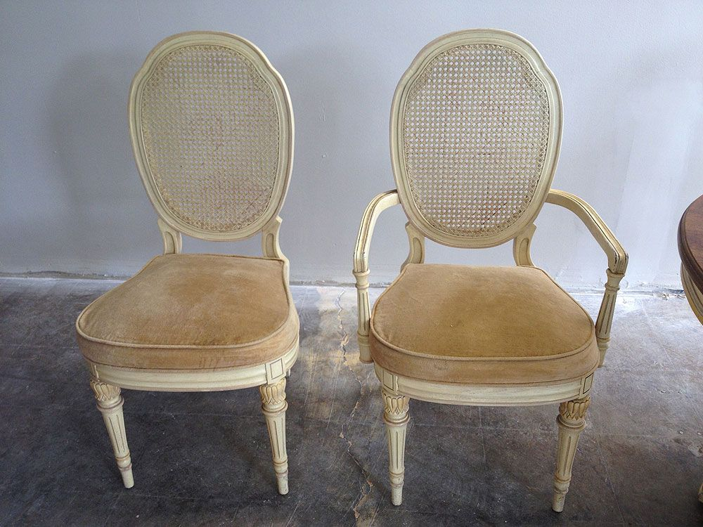 Sculpture of Antique Cane Back Dining Chair - Sculpture Of Antique Cane Back Dining Chair Perfect Dining Room