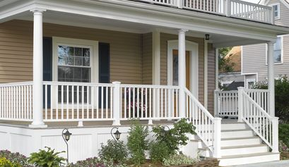 Metropolitan Fence All Our Vinyl Railing Is Made From The