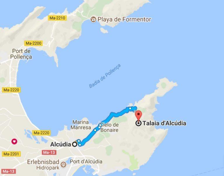Wandern Auf Mallorca Mit Kindern Talaia D Alcudia Im 2 Anlauf