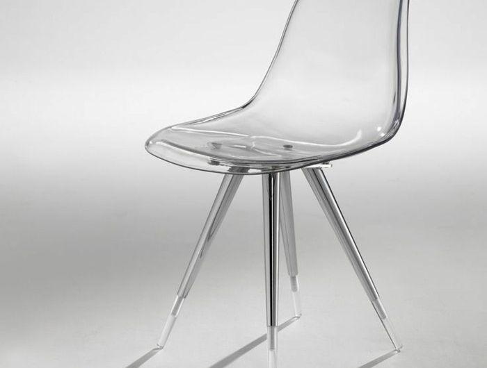 Pourquoi Choisir La Chaise Design Transparente Chaise Design Design Transparent Chaise Transparente