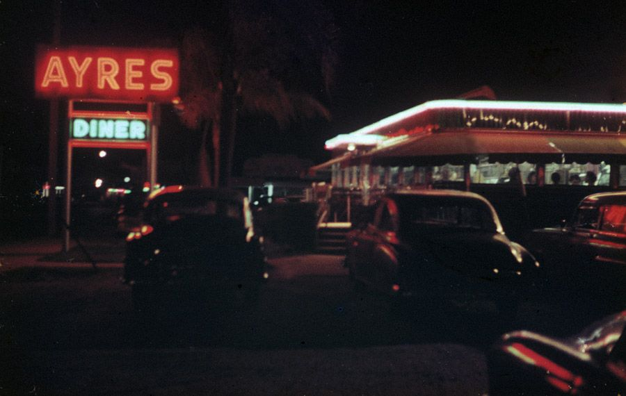 tampa sights in the late 1950s seminole heights tampa tampa florida pinterest