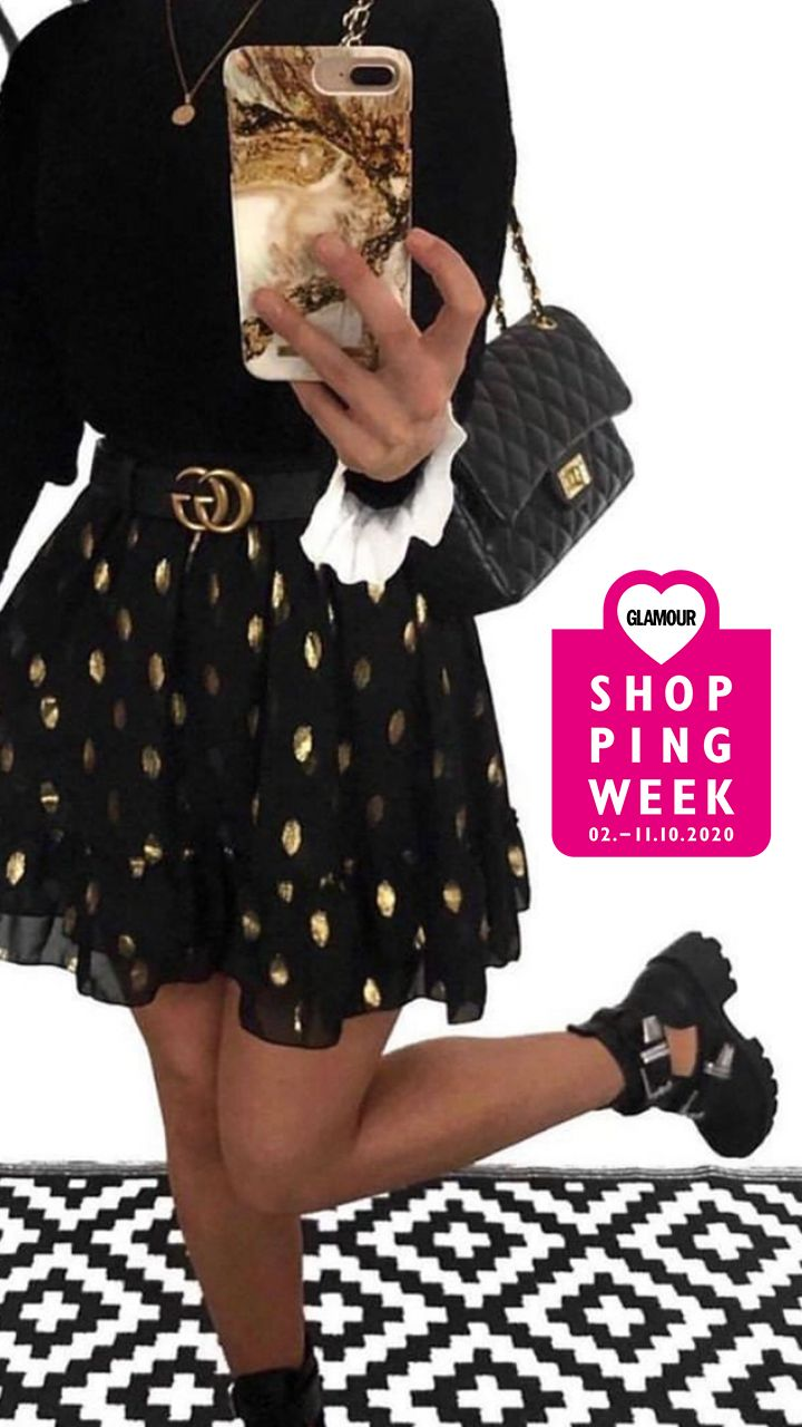 Die offizielle Glamour Shopping Week '20 geht los