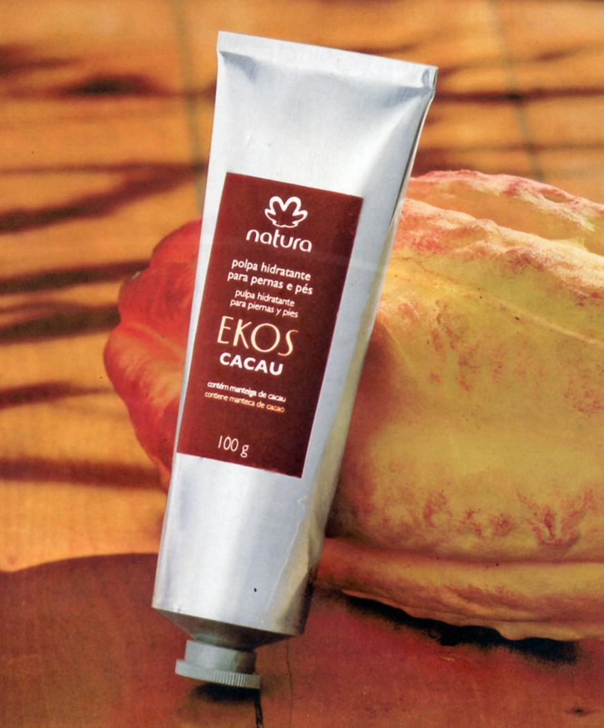 Crema de manos natura cacao