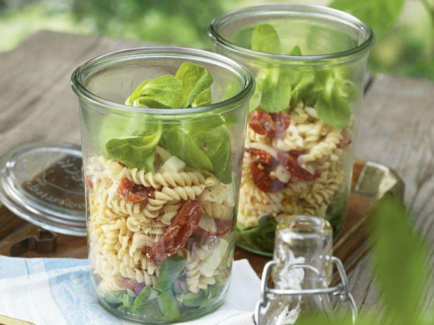 Kalinkas Kueche Zucchini Salat Im Glas